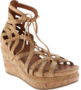 Gentle Souls Women's Joy Gladiator Wedge Sandal