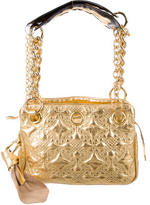 Vivienne Westwood Metallic Shoulder Bag w/ Tags