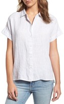 James Perse Women's Linen Shirt