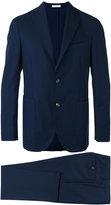 Boglioli formal suit - men - Cotton/Acetate/Cupro/Virgin Wool - 46