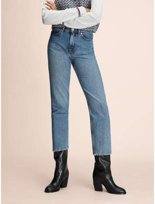 Tommy Hilfiger Crest Straight Fit Jean