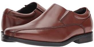Dockers Franchise 2.0 Bike Toe Loafer (Whiskey Polished Full Grain) Men's Shoes