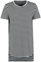 Boom Bap Wreck Sailor Print Tshirt Black/white