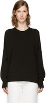 6397 Black Beach Terry Pullover