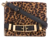 A.L.C. Davenport Double Buckle Crossbody Bag