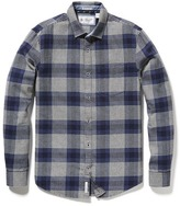 Original Penguin Brushed Flannel Plaid Shirt