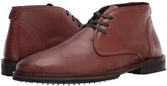 John Varvatos Portland Chukka (Black) Men's Boots