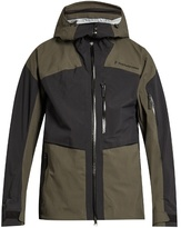 Peak Performance Heli Gravity Contrast-panel Ski Jacket