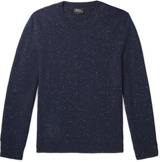 A.P.C. Cavan Donegal Wool Sweater