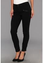 Jag Jeans Bren Low Skinny in Black (Black) - Apparel