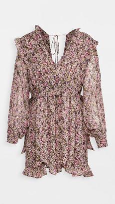 For Love & Lemons Sadie Mini Dress