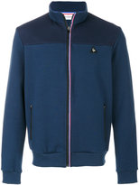 Le Coq Sportif zip up sweatshirt