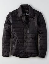 American Eagle AEO Lightweight Quilted Jacket