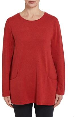 M&Co TIGI red tunic