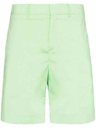 BERNADETTE Emma taffeta shorts