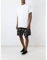 Givenchy embroidered barbed wire T-shirt