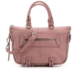 She + Lo Rise Above Mini Leather Satchel