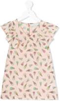Stella McCartney ice cream print blouse