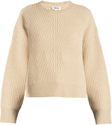 Acne Studios Java round-neck wool sweater
