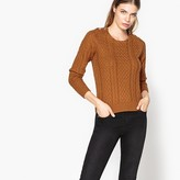 Suncoo Regular Fit Wool BlendJumper