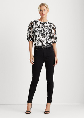 Ralph Lauren Floral Lace Top