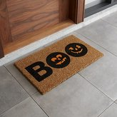 Crate & Barrel Boo Doormat