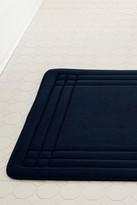 Amrapur GeoPlex Memory Foam Bath Mat - Indigo