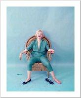Marilyn Monroe - Single Edition - Wicker Sitting - W-20