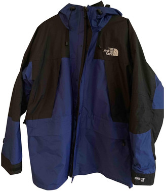 The North Face Blue Synthetic Jackets