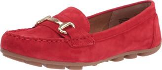 White Mountain Shoes Seeker Women's Flat LTBROWN 9H M