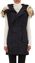 3.1 Phillip Lim WOMEN'S FLIGHT TECH-FABRIC LONG VEST