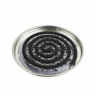 Dfvvrd Mosquito Rack DFVVR Creative Mosquito-Repellent Tray with Gray Tray Mosquito-Repellent Incense Coil