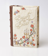 Danielle Nicole Brown & Woven Tale As Old As Time Book Clutch