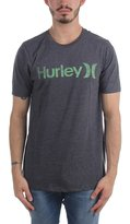 Hurley Mens One And Only Pushthru Premium t-shirt, Size:, Color:
