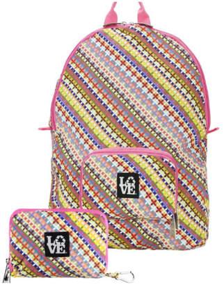 Love Bags STASH BACKPACK