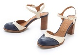 Chie Mihara Zoma Brogue Sandals