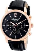 Ingersoll Men's INQ016BKRS Portland Analog Display Japanese Quartz Watch