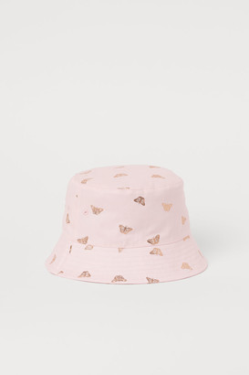 H&M Patterned bucket hat
