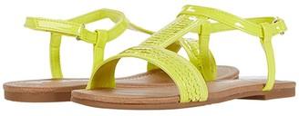 Nina Jenelle (Toddler/Little Kid/Big Kid) (Neon Pink Sequins) Girl's Shoes