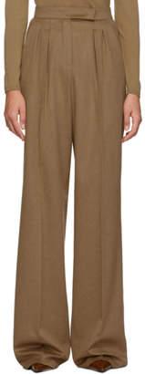 Max Mara Tan Renon Trousers