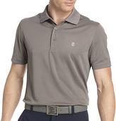 Izod Golf Short-Sleeve Grid Polo Shirt