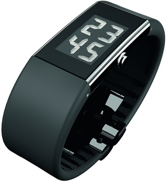 Rosendahl RS43123 Black Rubber Strap LCD Watch