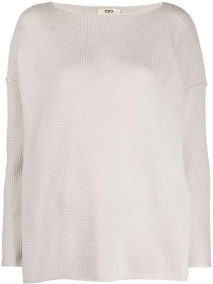 Sminfinity Knitted Long-Sleeve Shirt