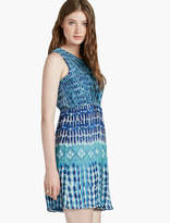Lucky Brand Blue Shine Dress