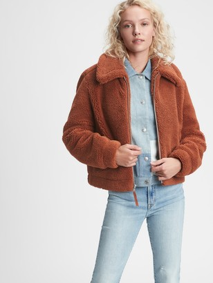 Gap Sherpa Jacket