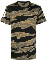 G Star G-Star camouflage T-shirt