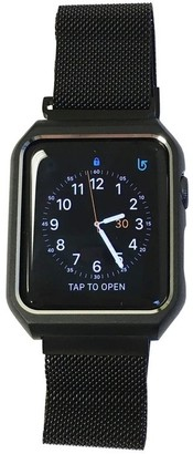 Funktional Wearables Apple Watch Face Cover and Band All-in-One in Black