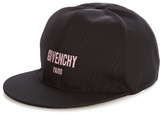 Givenchy Floral-embroidered Cap