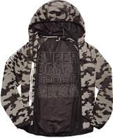 Superdry Men's Active Core Cagoule Jacket
