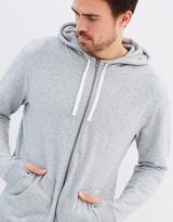 Staple Zip-Through Hooded Sweat